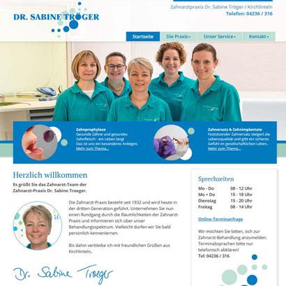 Webdesign Bremen Tröger
